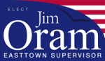 Jim Oram Sign